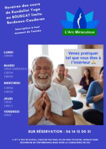 Kundalini Yoga L'Arc Miraculeux