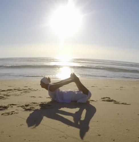 Posture de l'arc - Kundalini Yoga