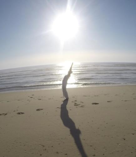 Posture de l'Arc Miraculeux - Kundalini Yoga